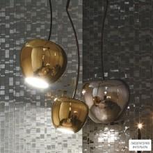 Adriani e RossiP197 2X gold — Потолочный подвесной светильник CHERRY LAMP SMALL