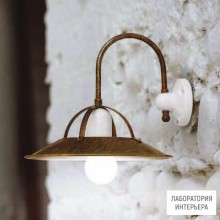 Aldo Bernardi3620 — Настенный накладной светильник Postiglione