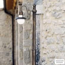 Aldo Bernardi8230+PAL-H2,5 — Напольный уличный светильник Abbazia