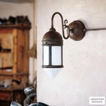 Aldo Bernardi8320 — Настенный накладной светильник Postierla