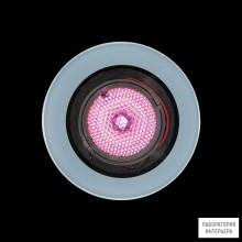 Ares10017412 — Встраиваемый в грунт, потолок или стену светильник Tapioca RGB Power LED / ? 70mm - Transparent Glass - Narrow Beam 10°