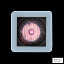 Ares10017441 — Встраиваемый в грунт, потолок или стену светильник Tapioca RGB Power LED / 70x70mm - Transparent Glass - Medium Beam 35°