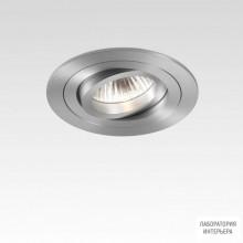 Delta Light202 01 1010 ALU — Потолочный встраиваемый светильник CIRCLE Hi S2 ALU