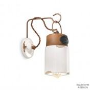 FerroluceC1621 VIB — Настенный накладной светильник INDUSTRIAL