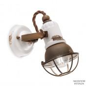 FerroluceC1675 1 VIB — Настенный  накладной светильник  LOFT