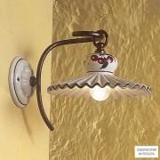 FerroluceC378 AP — Настенный накладной светильник ROMA C378 AP