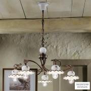 FerroluceC403-5 LA — Потолочный подвесной светильник ROMA C403-5 LA