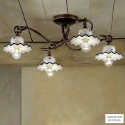 FerroluceC404-4 PL — Потолочный накладной светильник ROMA C404-4 PL