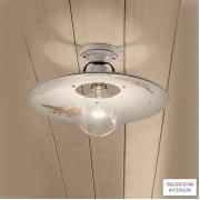 FerroluceC827 PL — Потолочный накладной светильник BOLOGNA C827 PL