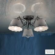 FerroluceC923 PL — Потолочный накладной светильник RAVENNA C923 PL