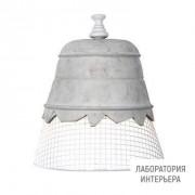 KarmanAP102 1B INT — Настенный накладной светильник DOMENICA