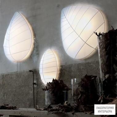 KarmanAP103 1B INT — Настенный накладной светильник EDEN