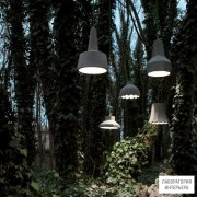 KarmanSE686N6-EXT — Уличный потолочный светильник PISOLO из серии SETTENANI