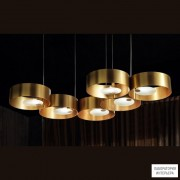 MasieroSOUND OR6 G12 STANDARD LIGHTING — Потолочный светильник DIMORE SOUND