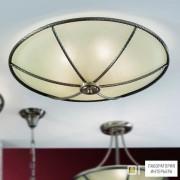 OrionDL 7-567 56 Patina (5xE27) — Потолочный накладной светильник Mauro ceiling light, dia. 56cm, Antique Brass finish