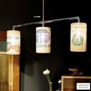RobersHL2609 — Потолочный подвесной светильник INDUSTRIAL