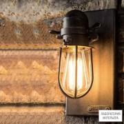 RobersWL3629 — Настенный накладной светильник INDUSTRIAL
