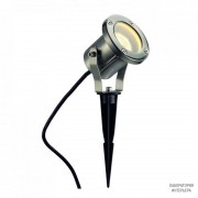 SLV229740 — Напольный влагозащищенный светильник NAUTILUS SPIKE STAINLESS STEEL