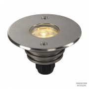 SLV233500 — Уличный напольный светильник DASAR LED LV, встраиваемый в грунт
