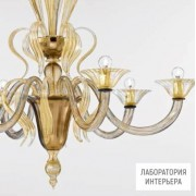 Sylcom1431-12-6 K FU — Светильник потолочный подвесной Soffio 1431-12-6 K FU