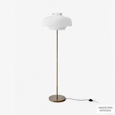 &Tradition65211001 — Напольный светильник Copenhagen SC14
