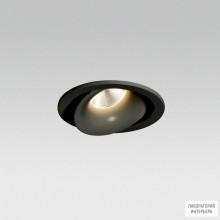 Wever & Ducre110161B3 — Потолочный встраиваемый светильник RONY 1.0 LED 2700K BLACK