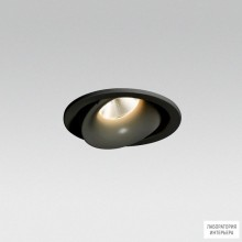 Wever & Ducre110161B5 — Потолочный встраиваемый светильник RONY 1.0 LED 3000K BLACK